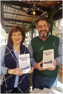 Maudy Ventosa y José Miguel Guallar