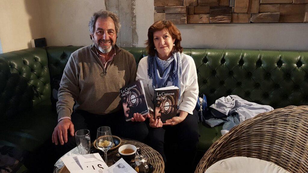 José Miguel Guallar y Maudy Ventosa